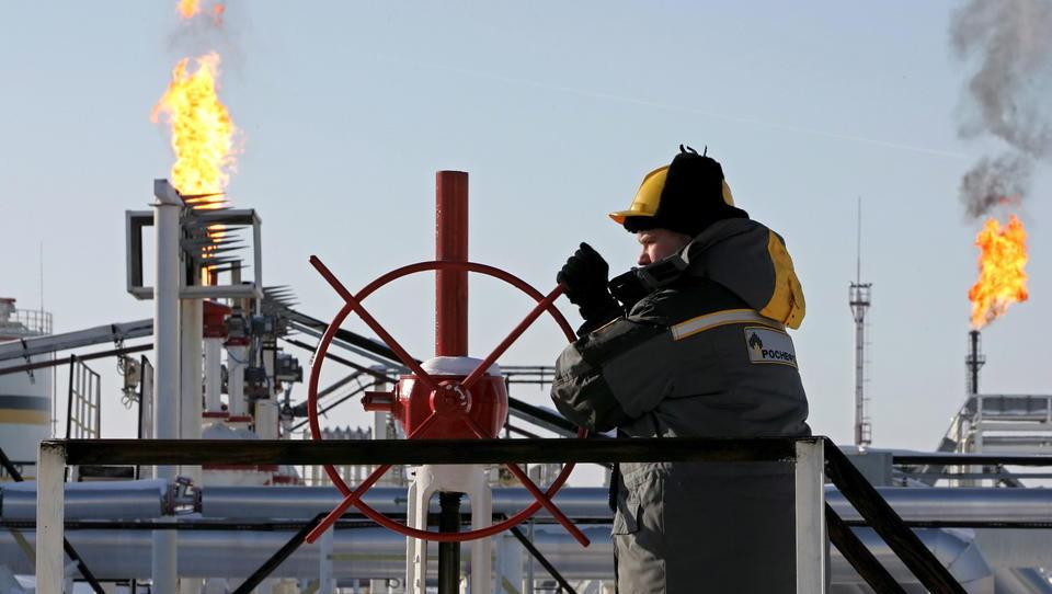 Gazprom verbrennt sibirisches Gas zum Schürfen von Bitcoin
