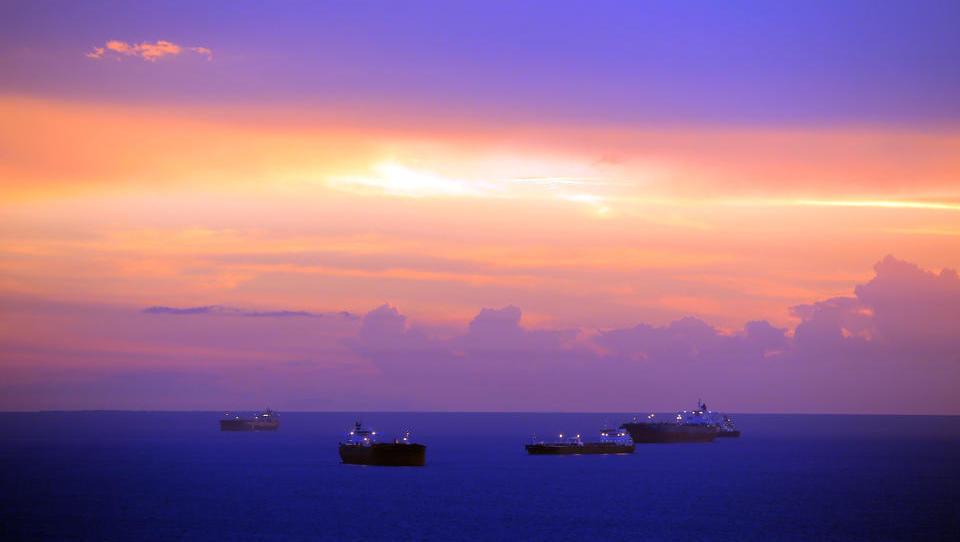 Schiffe mit Öl aus Venezuela irren auf den Weltmeeren umher