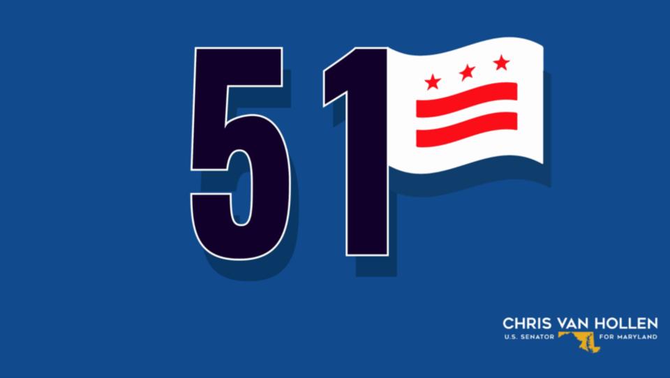 Biden-Leute planen neuen Coup: Washington D.C. soll der 51. Bundesstaat der USA werden
