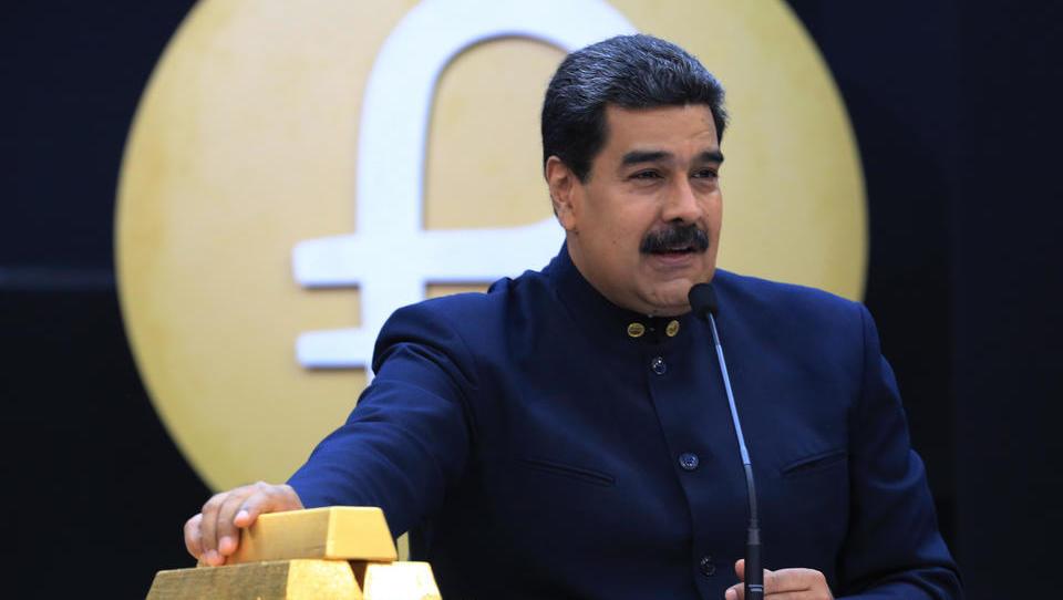 Deutsche Bank beschlagnahmt 20 Tonnen Gold von Venezuela