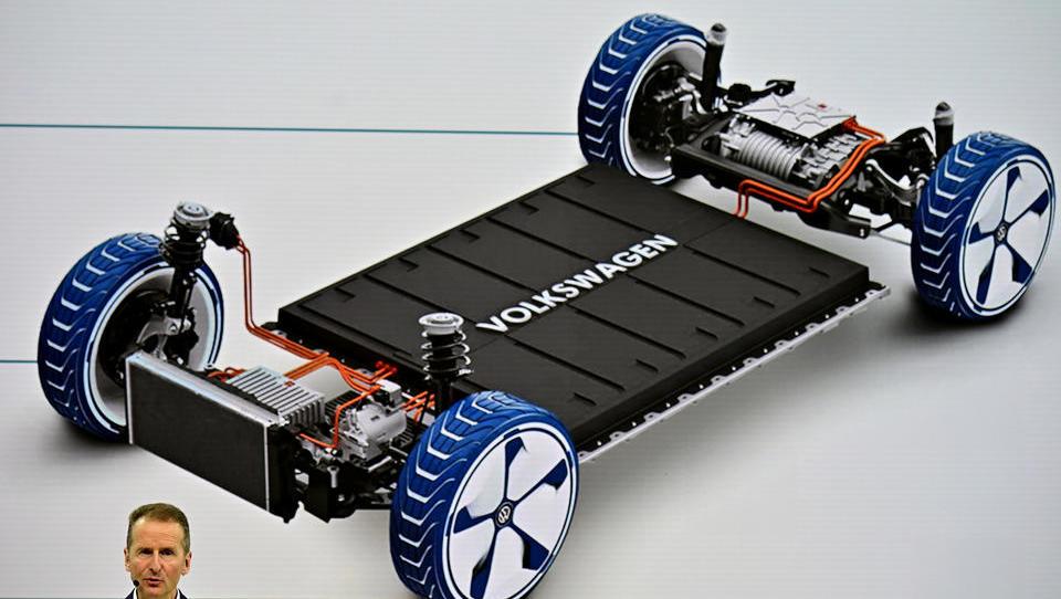 Autobauer: Riskante Wetten auf einen Durchbruch der Elektromobilität