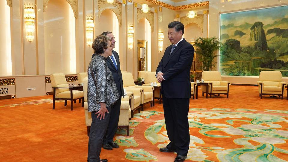 China warnt seine Bürger vor Studium in den USA