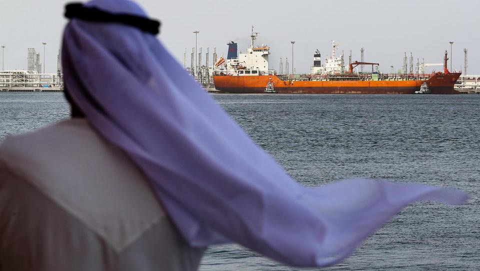 Zwei Öltanker im Persischen Golf schwer beschädigt