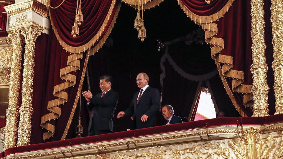 China und Russland vertiefen ihre politische und wirtschaftliche Allianz