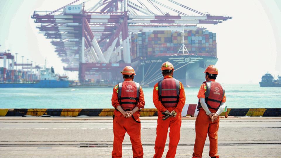 China fährt Exporte seltener Erden deutlich zurück