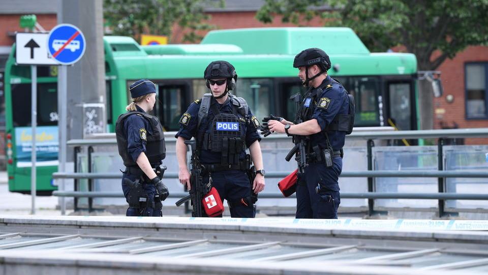Malmö: Banden gehen mit Sprengstoff aufeinander los