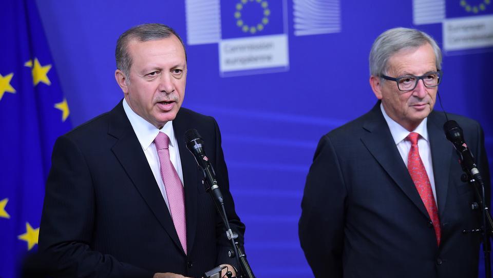 EU: Beitrittsgespräche mit der Türkei sind faktisch eingefroren