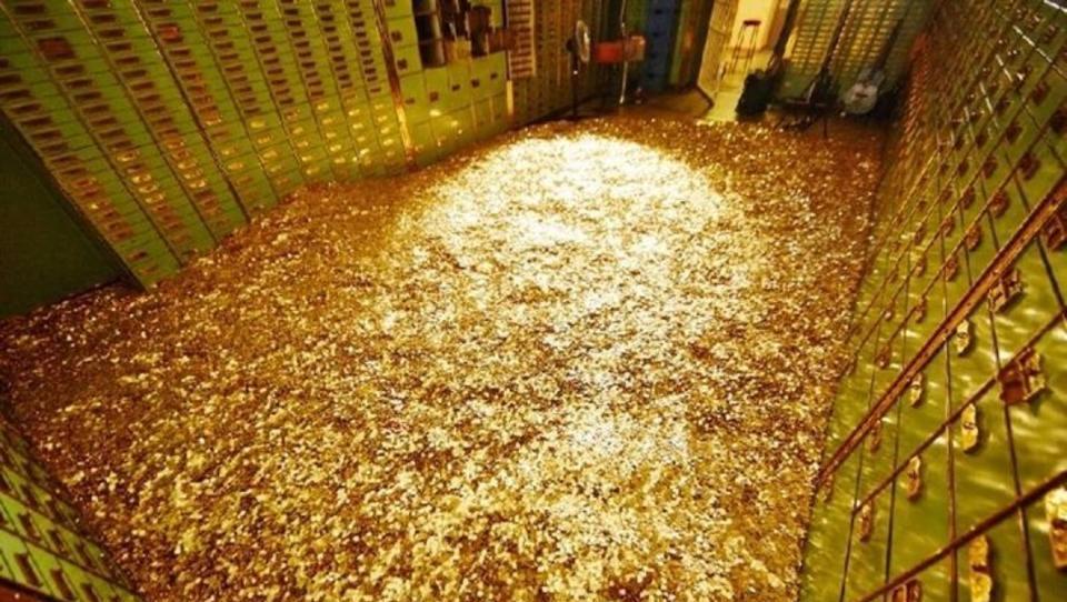 Ausgerechnet vor wahrscheinlicher Einführung des globalen Goldstandards: Riesige Gold-Ader in der Türkei entdeckt