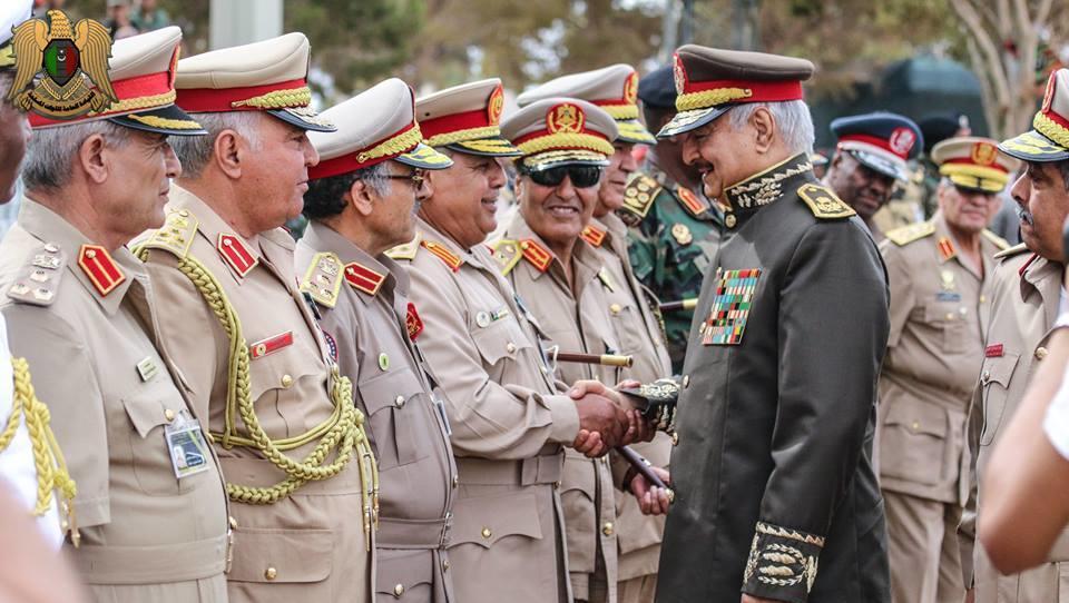 DWN EXKLUSIV: Das ist das Waffenarsenal des libyschen Söldner-Generals Haftar