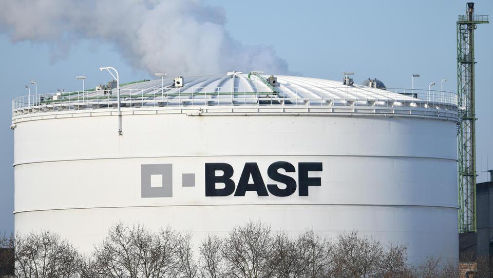 BASF plant Gemeinschaftsunternehmen für Batteriematerial in China