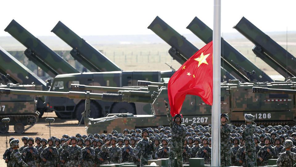Warnung an Indien: China führt Militärmanöver in Tibet durch