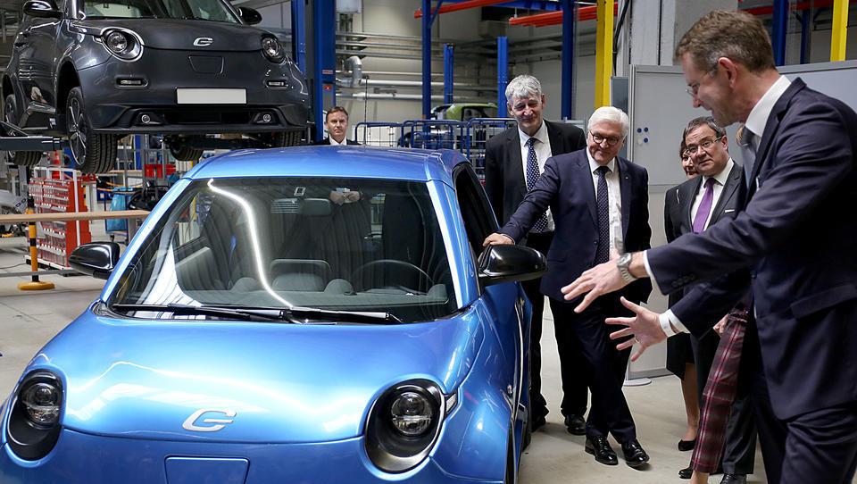 Deutscher Hoffnungsträger e.Go ist insolvent: Bei den E-Autobauern rollt weltweit die Pleitewelle