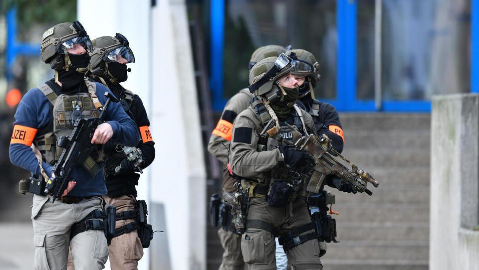 In ganz Deutschland: Groß-Razzien gegen islamistische Tschetschenen