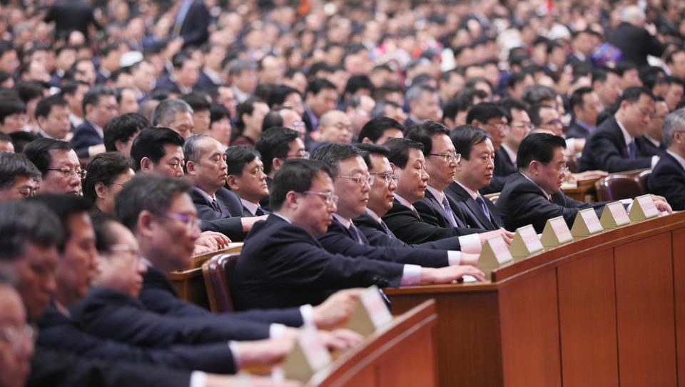 China kündigt Sanktionen gegen US-Senatoren an