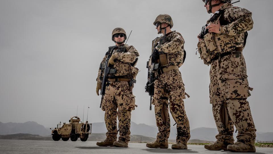 Blaupause des Verteidigungsministeriums sieht grundlegenden Umbau der Bundeswehr vor