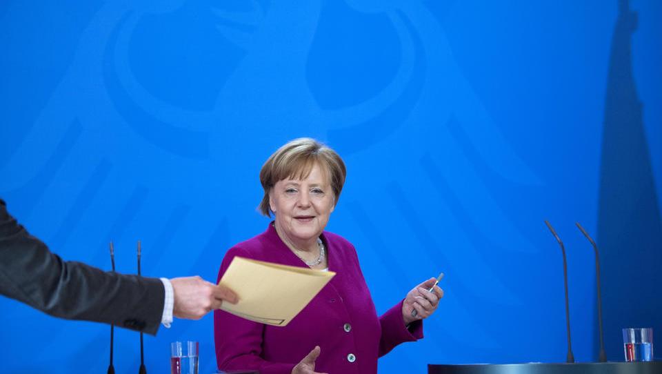 E-Patientenakte: Merkel hat den Datenschutz ausgehebelt, doch keiner hat es bemerkt