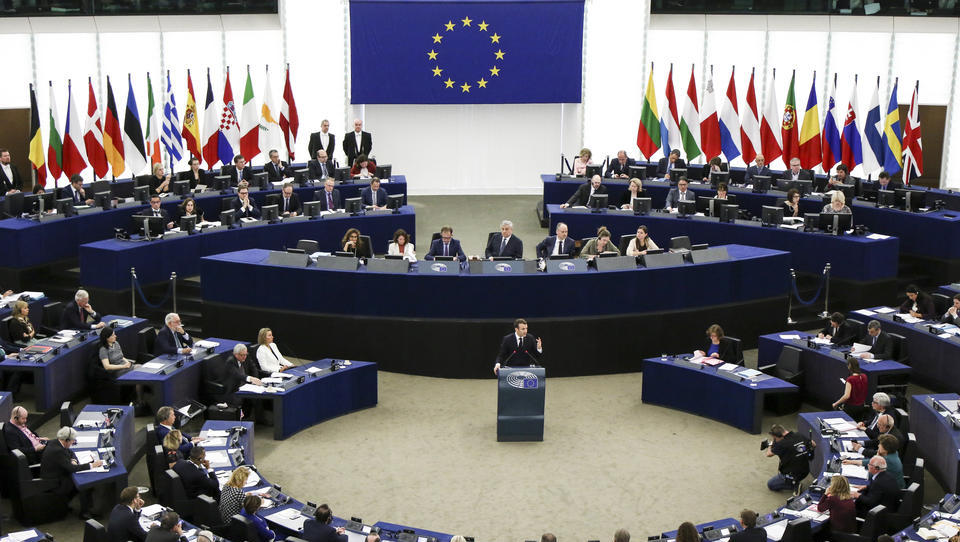 EU-Parlament greift Nutzer-Daten seines WLAN ab