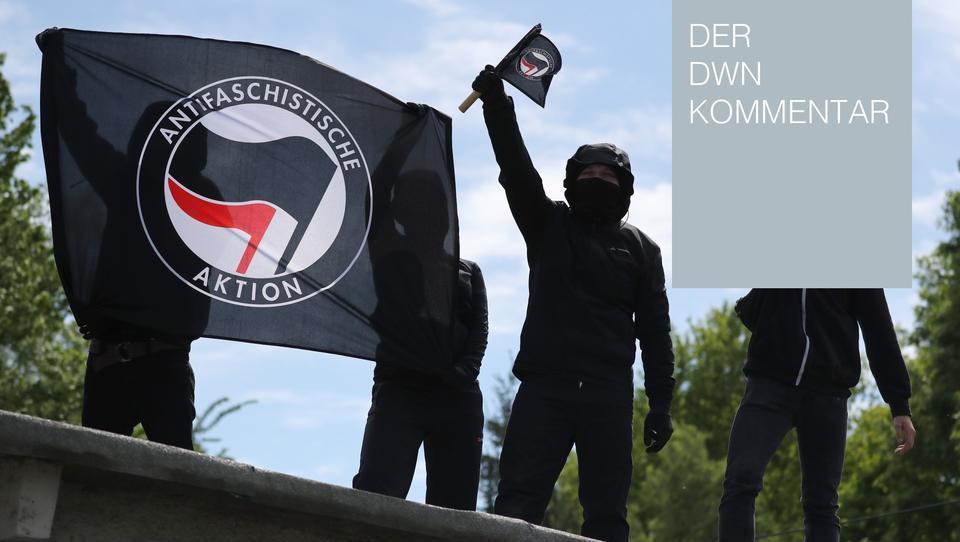 Linke bieten Orientierungs-Hilfe für Anschläge auf Moscheen, doch die Regierung schweigt