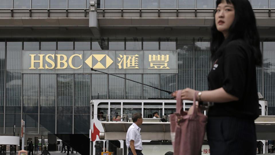 Europas größte Bank verstärkt ihre Präsenz in Asien beträchtlich