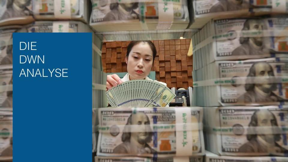 Die weltweiten Kapitalströme versiegen: Erste Staaten steuern auf Währungskrisen zu