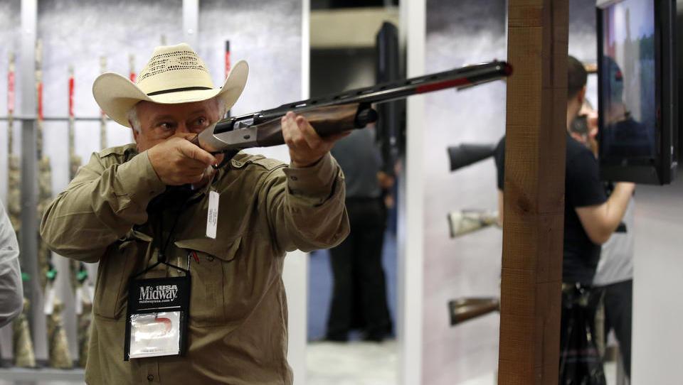 Bericht: Waffenverkäufe steigen weiter - USA an der Spitze