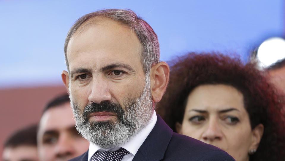 Armenien: Premier wirft Militär Putschversuch vor