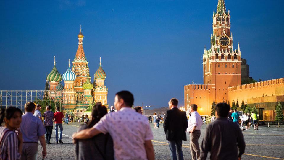 Live-Ticker zum Coronavirus: Russland wird zum neuen Hotspot