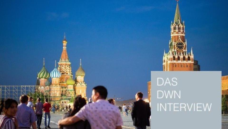 """""""Die westlichen Sanktionen stärken die Hardliner in Moskau"""""""