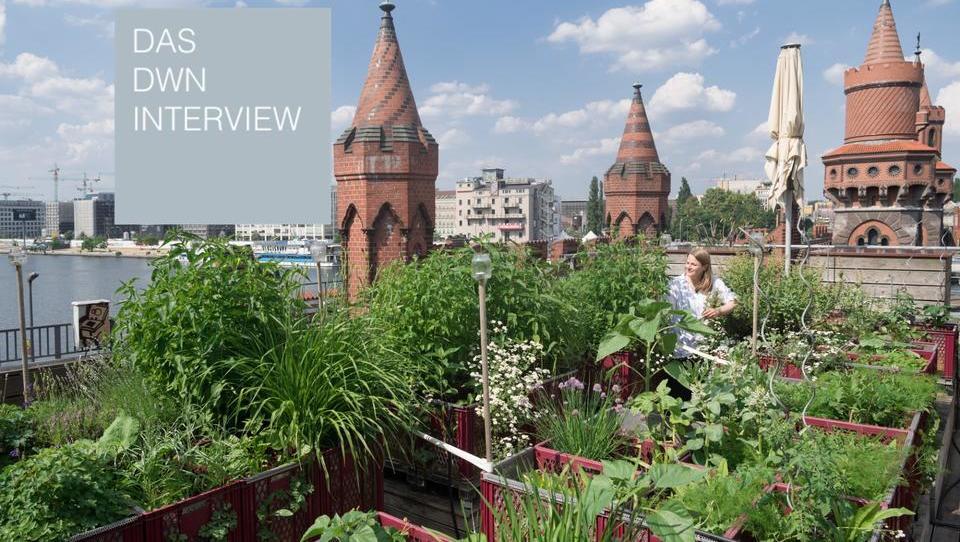 Urbane Landwirtschaft: Ziehen Deutschlands Bauern bald in die Städte?