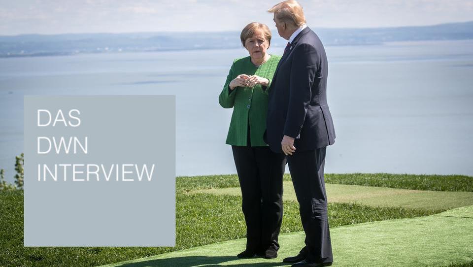 """Geopolitiker Friedman: """"Deutschland kann sich im Streit um Nord Stream 2 durchsetzen, wenn es den Preis bezahlen kann"""""""