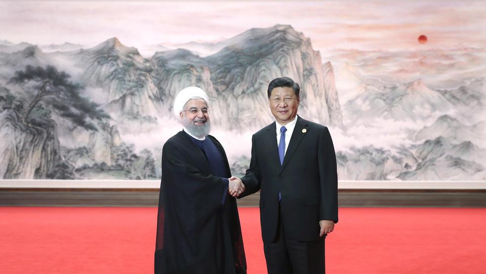 China baut die Neue Seidenstraße mit hochkarätigen Energie-Deals im Orient aus