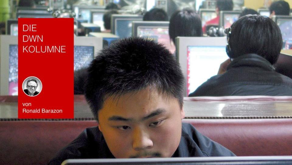 China erklärt dem Westen den Hacker-Krieg - und feiert einen großen Sieg