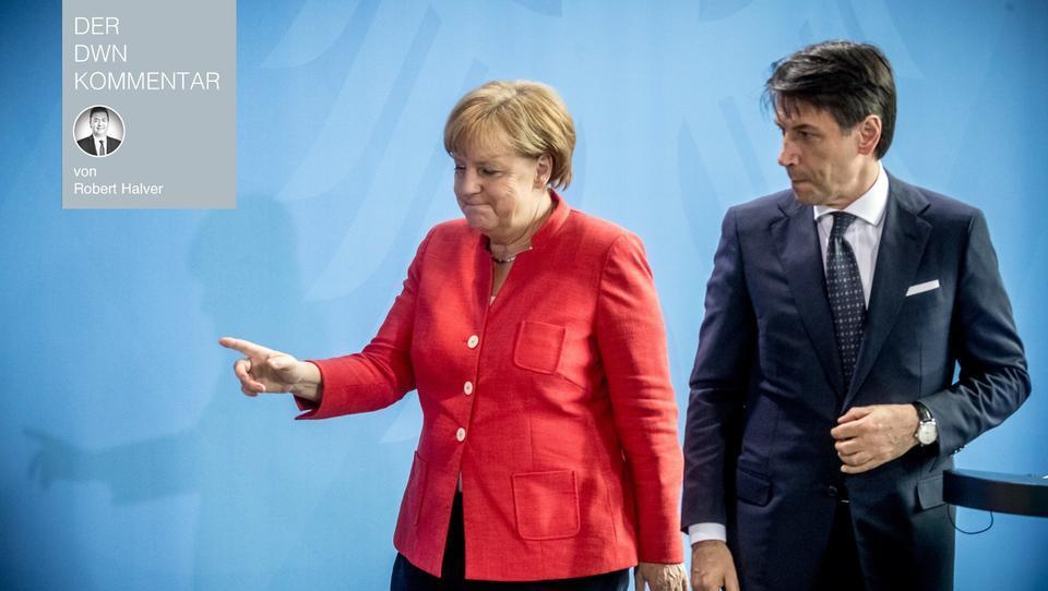 Europäische Solidarität ja, Corona-Bonds nein!