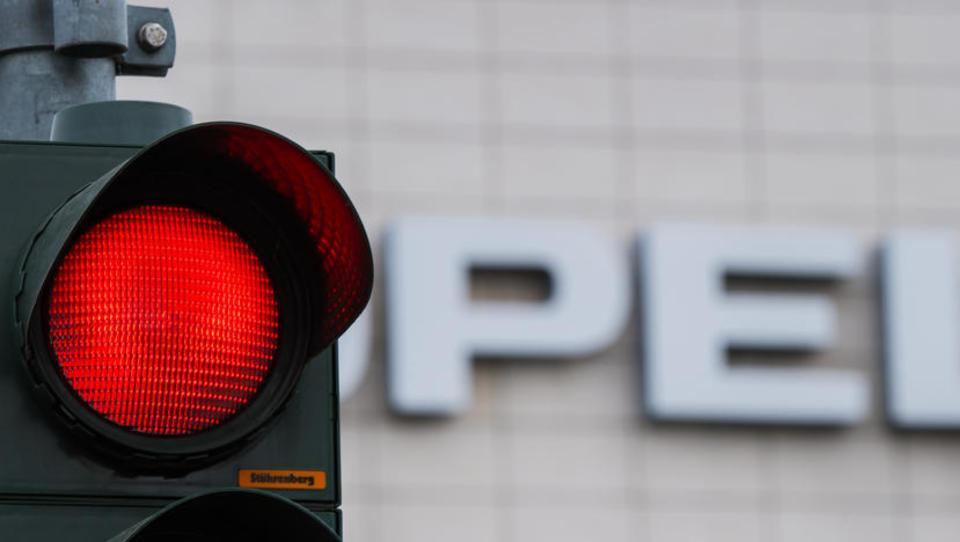 Absatz von Opel bricht um 35 Prozent ein