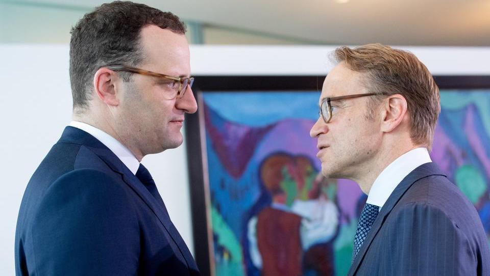 Bundesbank ist gegen Corona-Bonds und fordert den Einsatz des Euro-Rettungsschirms ESM