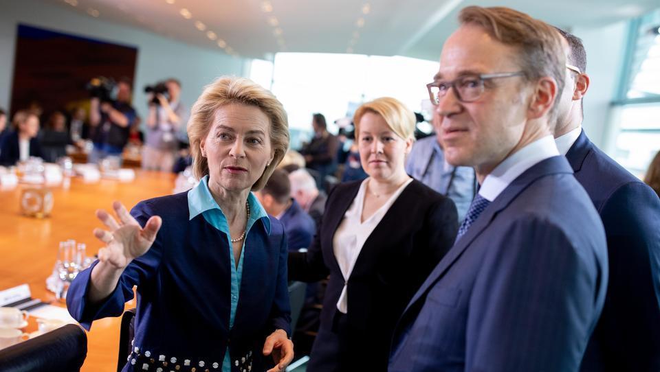 Billionen-Forderungen: Die Bundesbank ist der größte Gläubiger des Euro-Systems