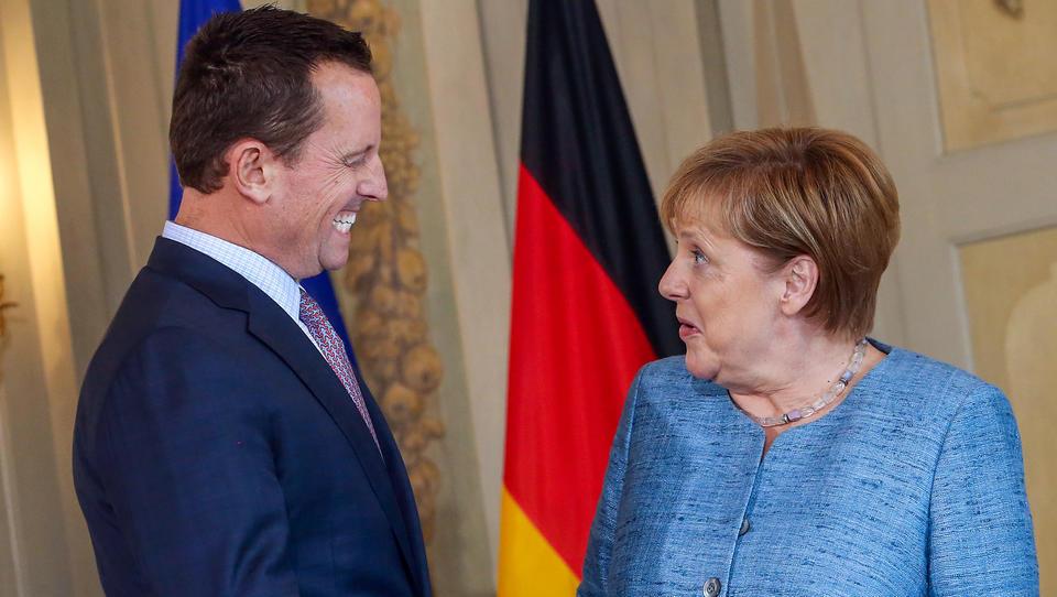 US-Botschafter Grenell: Washington wird Nord Stream 2 mit neuen Sanktionen den Rest geben