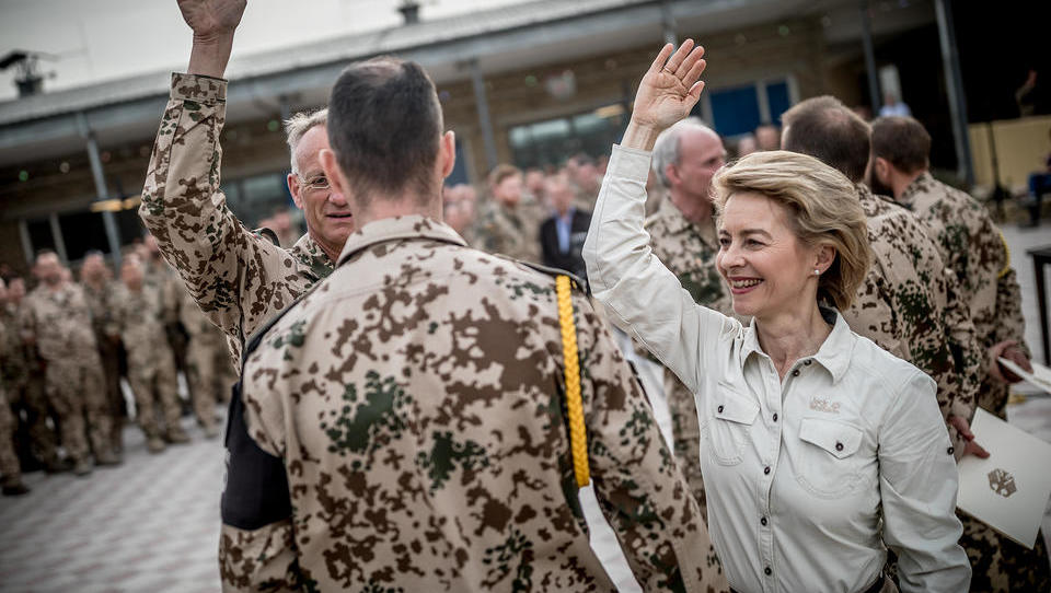 Nicht länger ein sanfter Riese: Deutschland muss die EU geopolitisch anführen