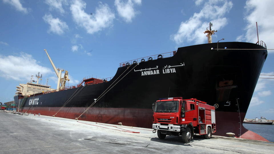Ölpreise: Libyen will Ölproduktion aufnehmen, US-Produzenten werden von Sturm gestört