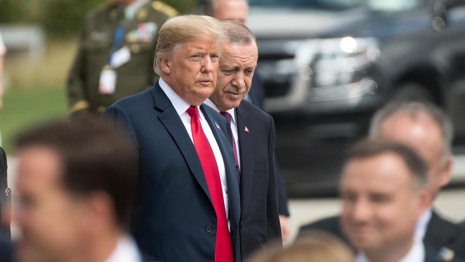 Neue strategische Allianz? Erdogan und Trump demonstrieren Einheit in Libyen