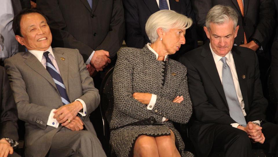 Zentralbanken im Endspiel: Corona öffnet alle Schleusen