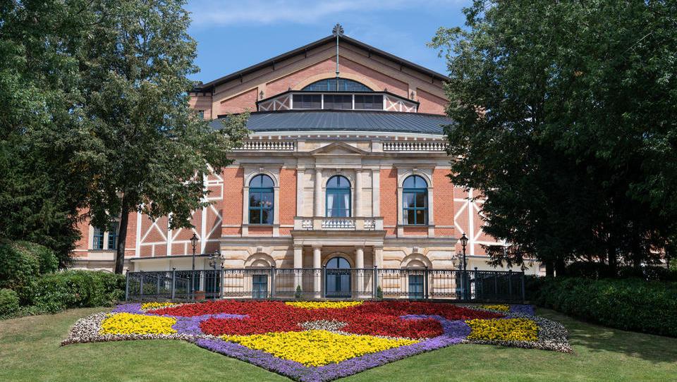 """Bayreuther Regisseur: """"Richard Wagner ist der Zenit"""""""