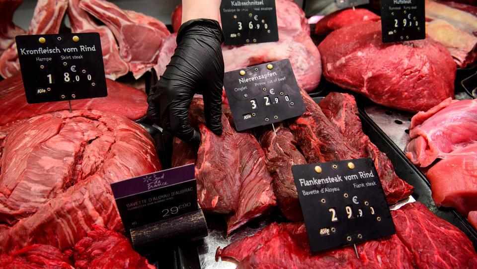 Nach CO2-Sondersteuer: Jetzt soll auch noch unser Fleisch teurer werden