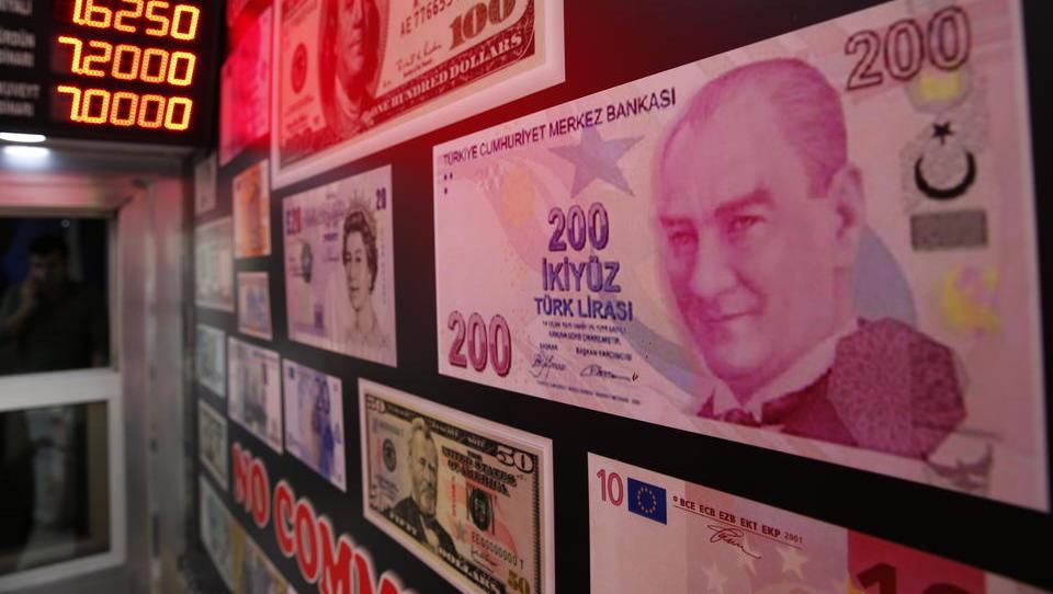 Türkei senkt überraschend Leitzins - Lira auf Rekordtief