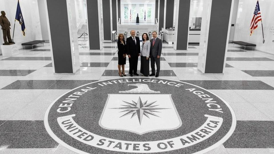 Das steckt hinter dem neuen CIA-Logo und seinem Design