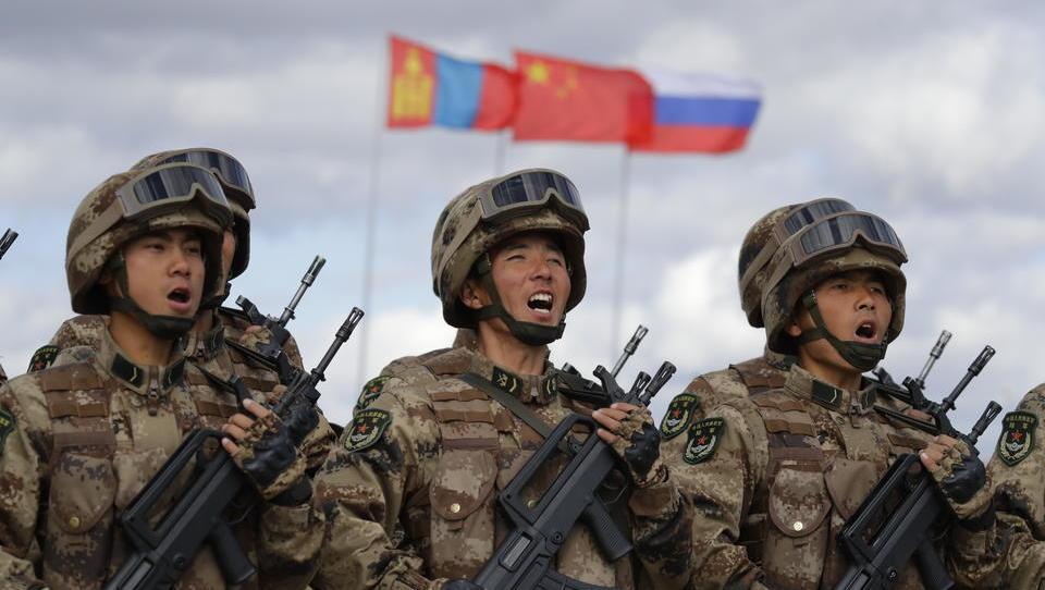 DWN SPEZIAL: Chinas Armee übt Landemanöver - wann erfolgt der Angriff auf Taiwan?
