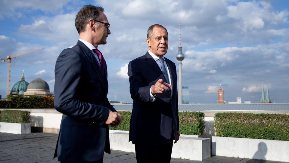 Lawrow: Briten spielen eine subversive Rolle im Verhältnis der EU zu Russland
