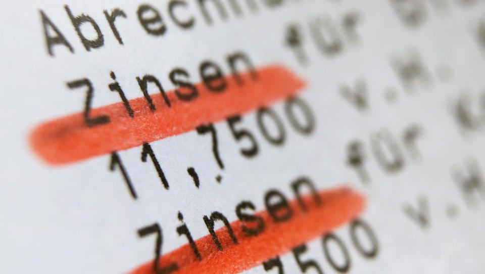 Bundesbank: Immer mehr Banken sind bereit, Strafzinsen an die Kunden weiterzureichen
