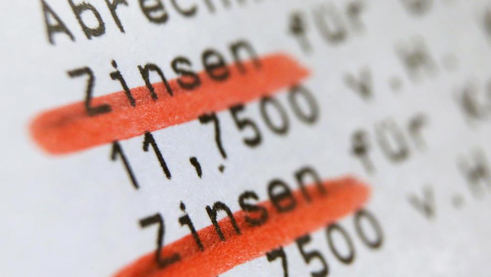 Enteignung durch Niedrigzinsen: Deutsche Sparer verlieren pro Jahr 34 Milliarden Euro