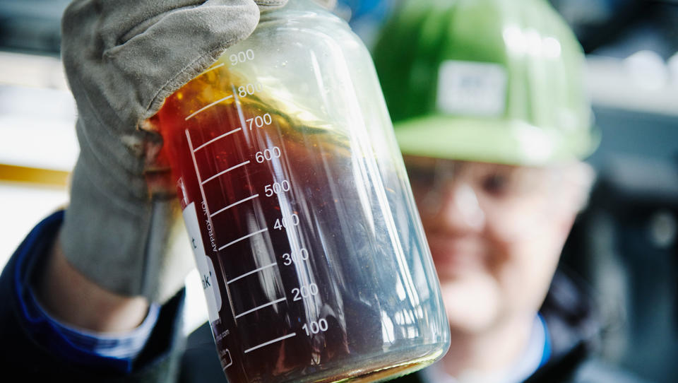 Das Geschäft des österreichischen Öl-Riesen OMV boomt